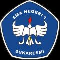 Logo SMA Negeri 1 Sukaresmi