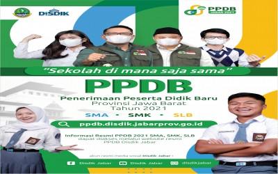 PPDB SMAN 1 Sukaresmi Tahun Pelajaran 2021/2022
