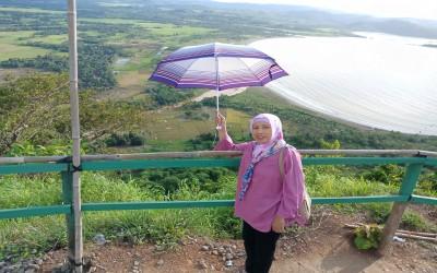 Mengintip Geopark Nasional Ciletuh Palabuhanratu        (Oleh:Casminih, M.Pd.)